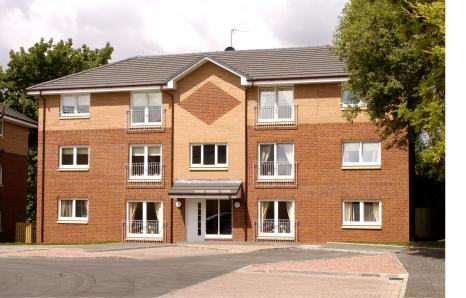 Hill Court, Wishaw